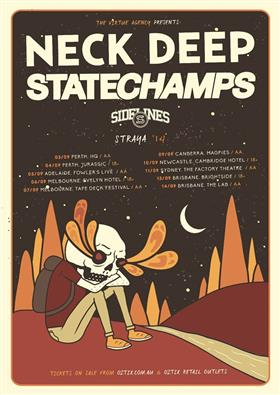 Wonder Years announce tour with Motion City Soundtrack, State Champs ...