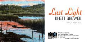 Last Light: Rhett Brewer