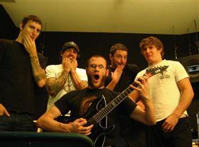Parkway Drive December Tour