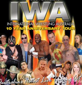 IWA Wrestling Volume 1 Movie HD free download 720p