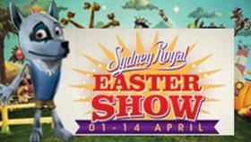 Sydney Royal Easter Show 2010 Robosaurus Noddy The Great Aussie Backyard Psycho Sideshow At