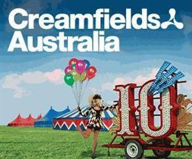 Creamfields Australia 2010