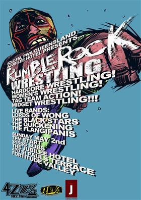 Tortoise rock casino midget wrestling