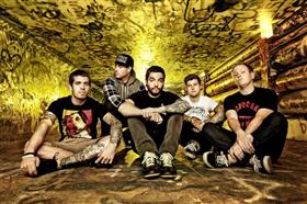 A Day To Remember and Underoath Australian Tour