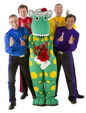 The Wiggles Tour Dates