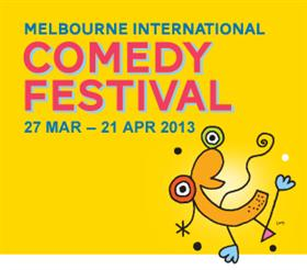 Melbourne International Comedy Festival 2013