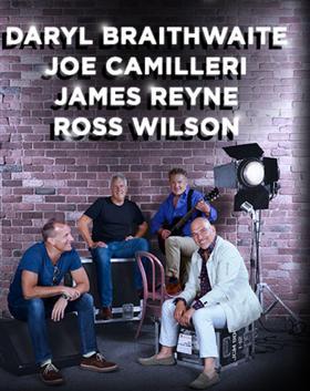 Joe Camilleri Tour Dates