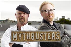 MythBusters 'Behind the Myths' 2014 Australian Tour @ Qantas Credit
